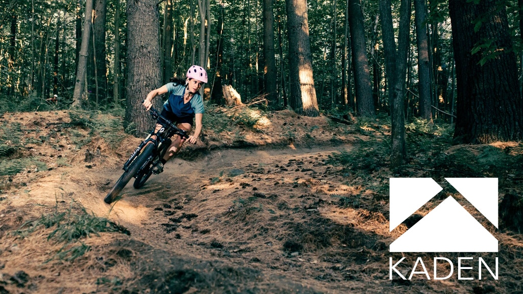 Mountain Bike Clothing for Women from Kaden Apparel project video thumbnail