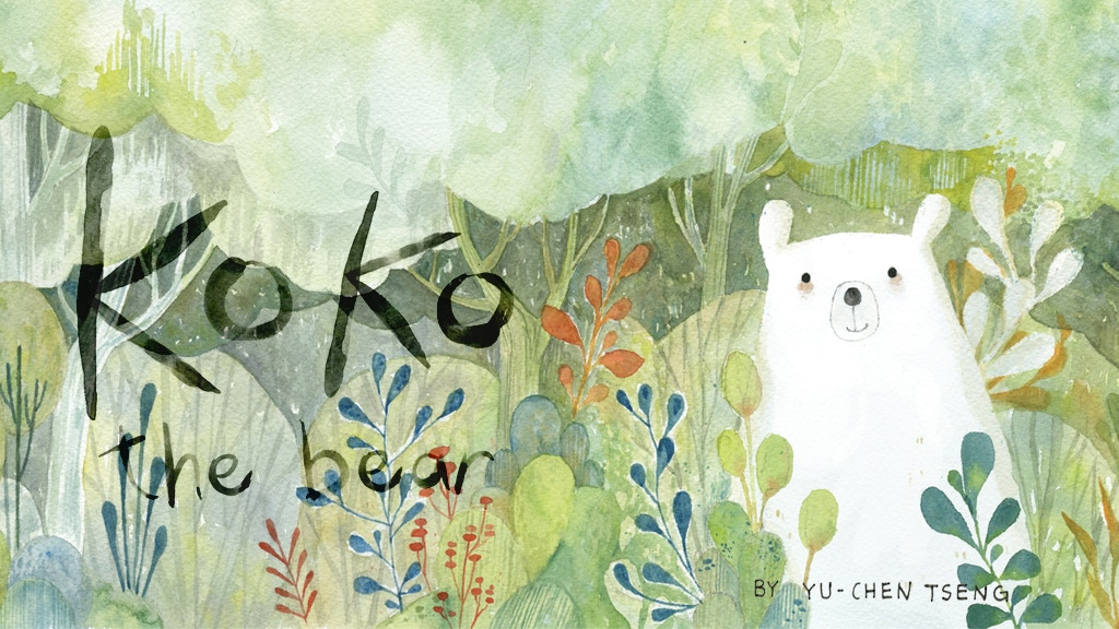 Koko the Bear project video thumbnail