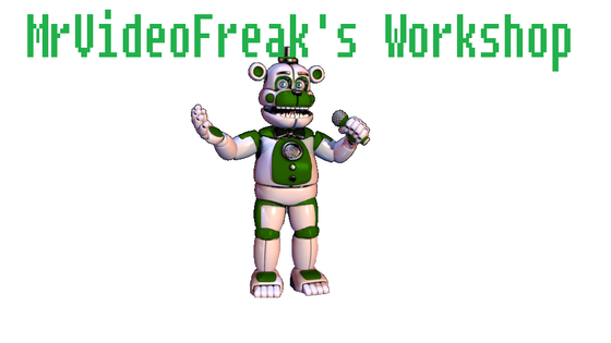 MrVideoFreak's Workshop