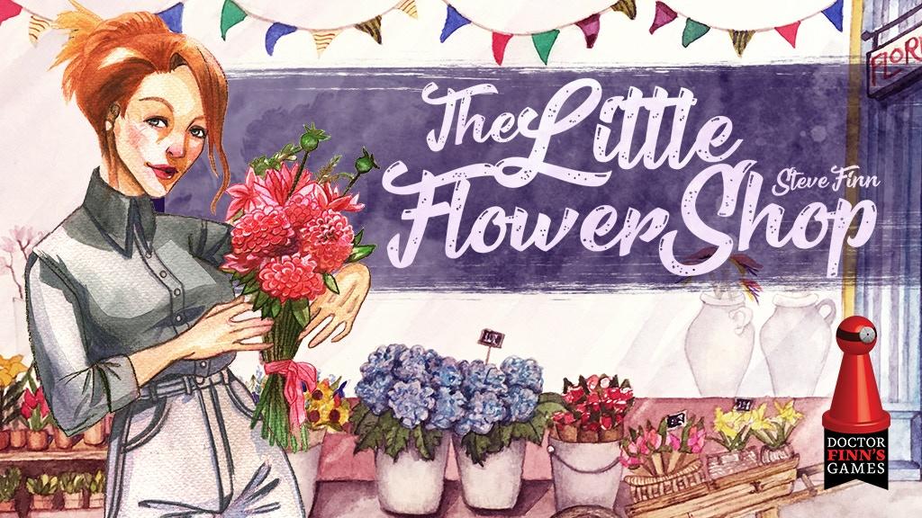 The Little Flower Shop project video thumbnail