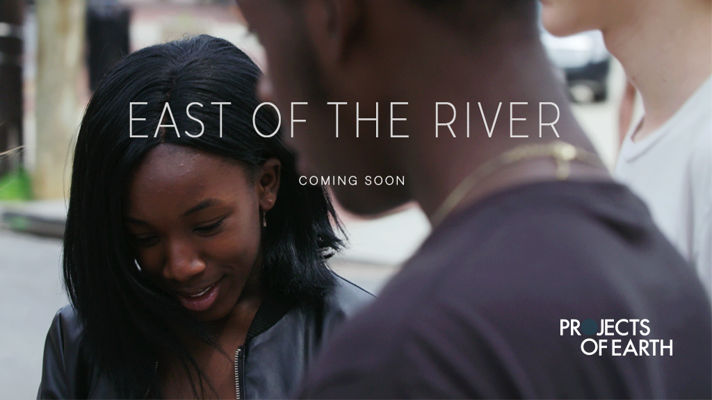 East of the River project video thumbnail