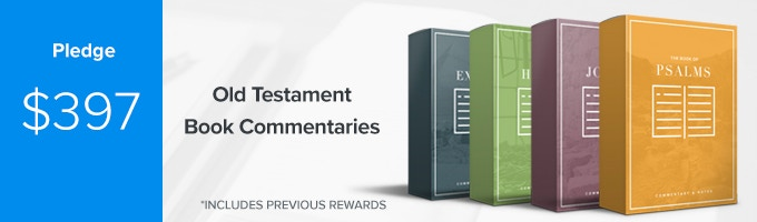 Get Bible book commentaries and notes of EVERY Old Testament book of the Bible PLUS early access to your one-year Sermonary membership. (Includes Previous Rewards)