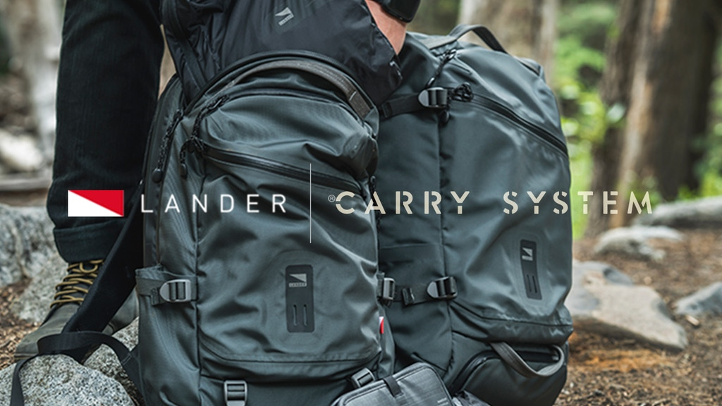 Lander Carry System project video thumbnail