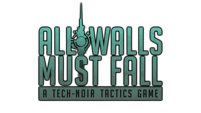 All Walls Must Fall is a Tech-Noir Tactics game in Berlin 2089 where the Cold War never ended.