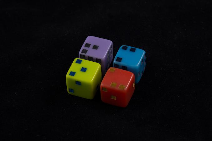 Cube Confusion Set