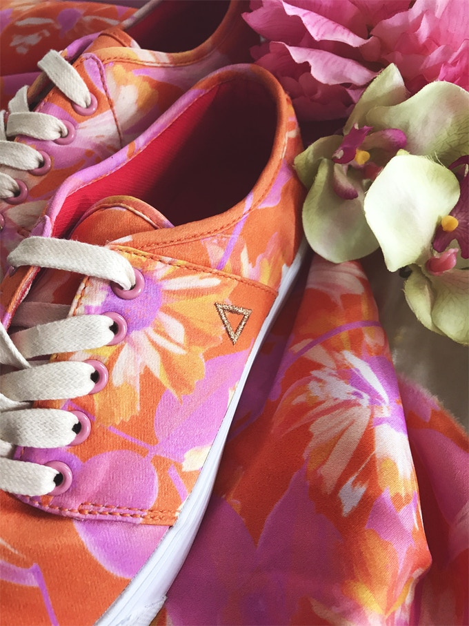 Passion Shoe for you to blossom