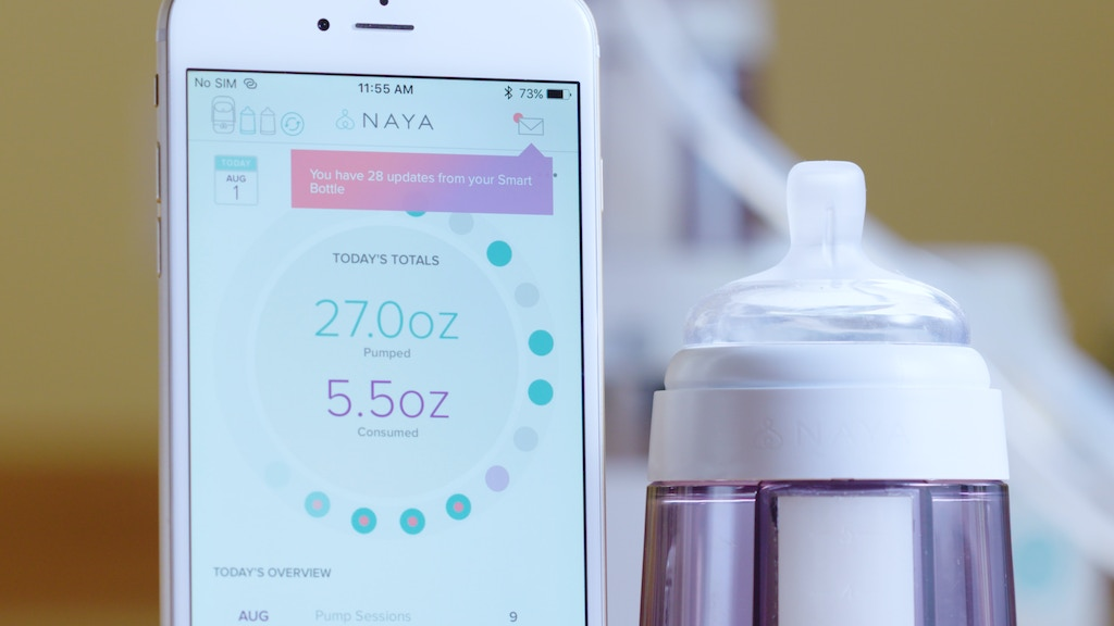 The Naya Health Smart Bottle project video thumbnail