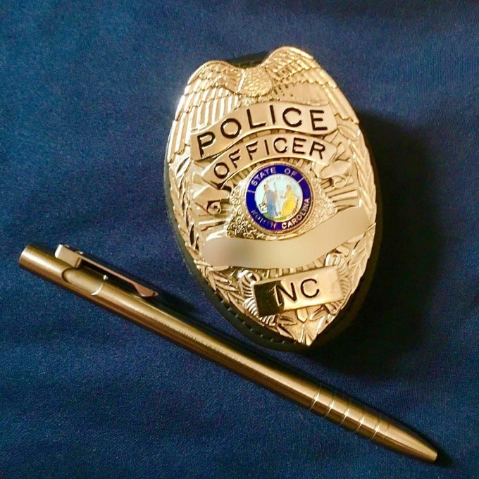 We Have Lots of Backers in Law Enforcement - Love You Guys!