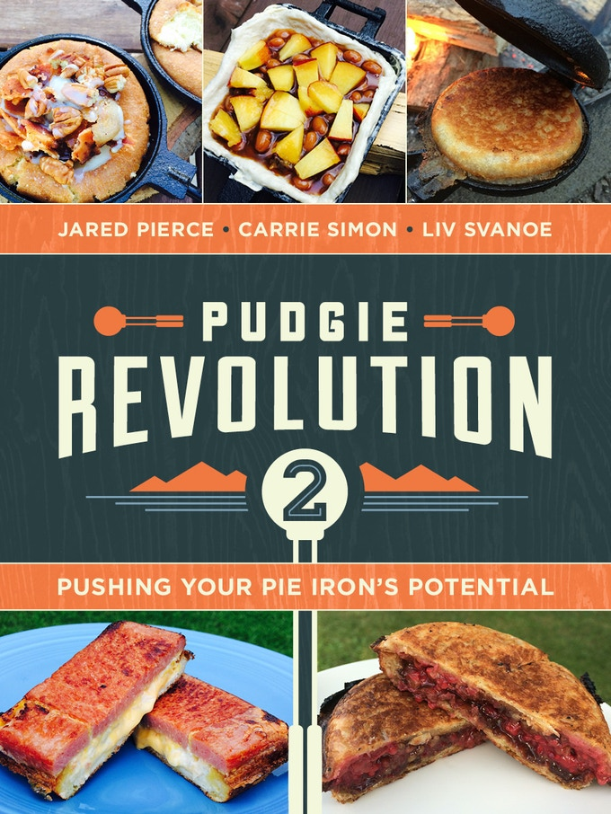The cookbook!  Here's the tentative cover design of PR2.