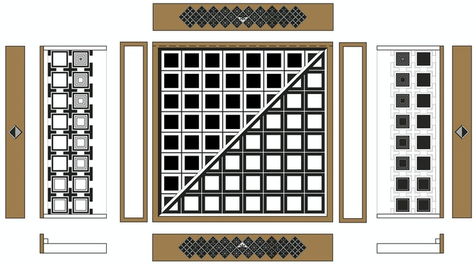 TRENCH - Versailles 1919 Edition - Box Layout