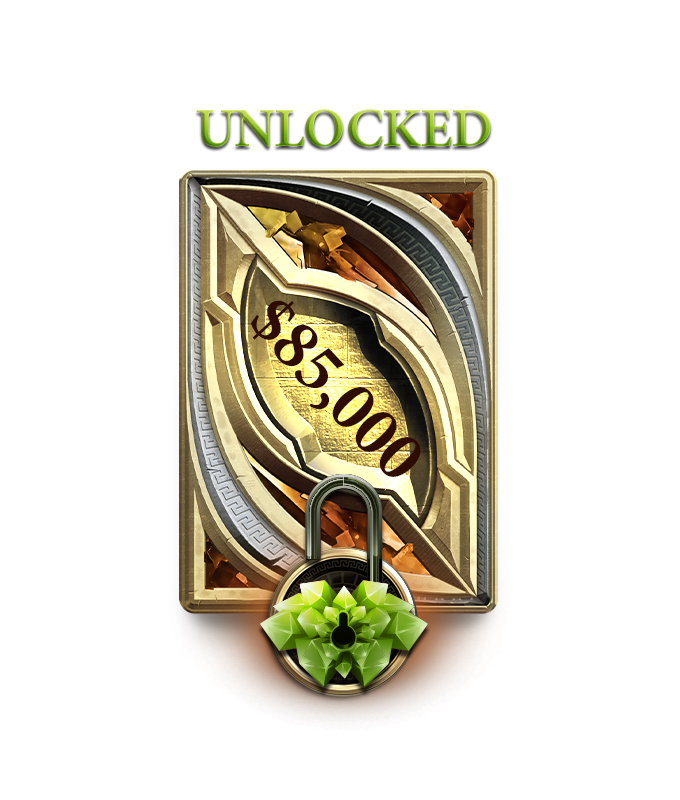 UNLOCKED! Lanford - details coming soon! All 70 characters have now been unlocked for The Stonebound Saga!