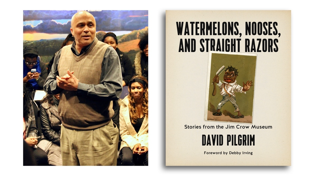 Challenge racist narratives with a new book by David Pilgrim project video thumbnail