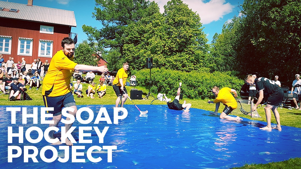 THE SOAP HOCKEY PROJECT project video thumbnail