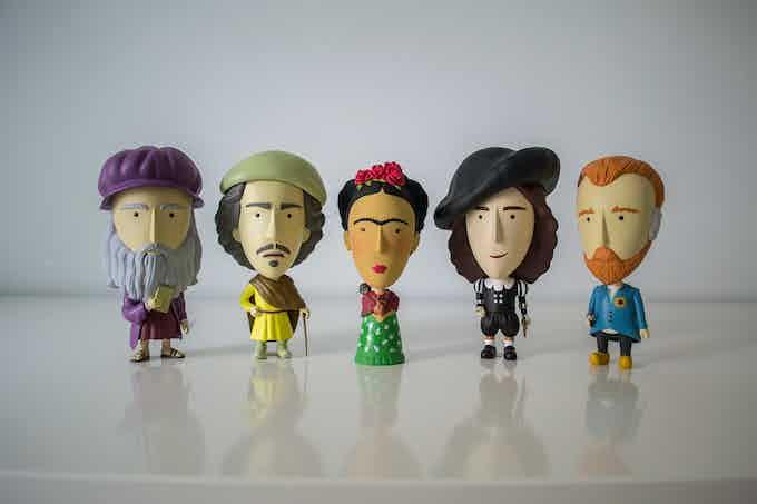 More Art History Heroes!