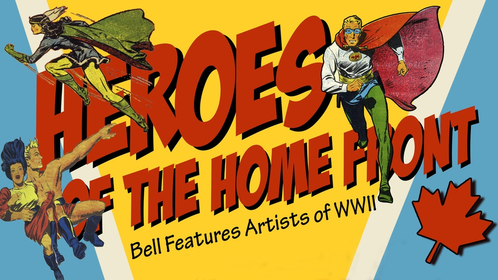 Heroes of the Home Front Book project video thumbnail