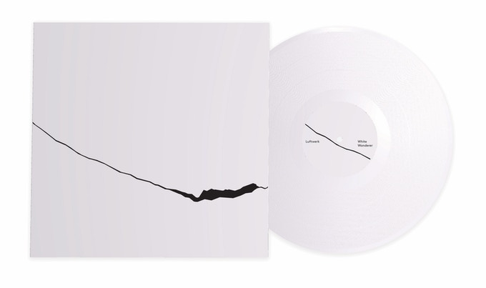 White Wanderer Soundtrack - Limited Edition Vinyl Album