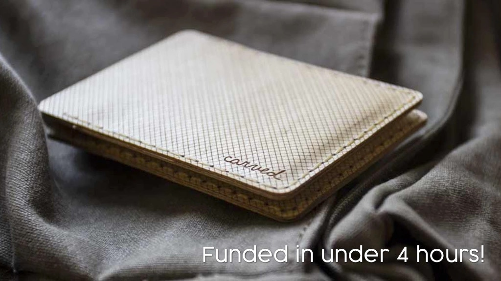 Arbor: The First Flexible Wood Wallet project video thumbnail