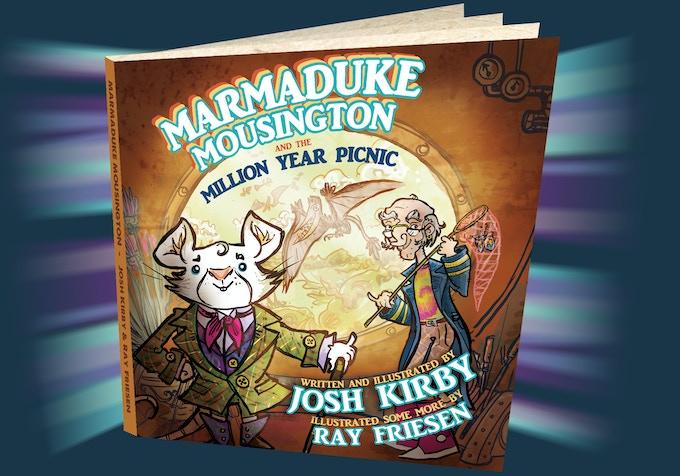 Marmaduke Mousington and the Million Year Picnic