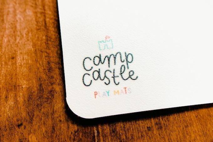 Camp Castle Play Mats For Kids By Hayley Castle Kickstarter