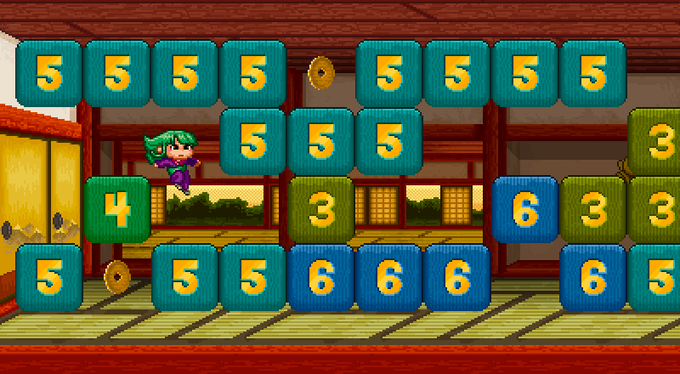 Solve puzzles.