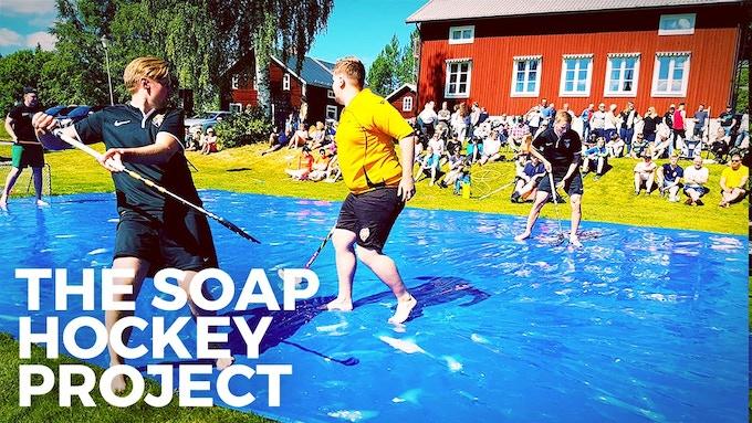 The Soap Hockey Project