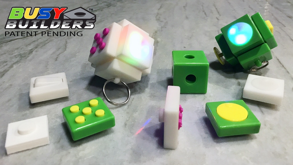 Busy Builders - Fidget Your Way project video thumbnail