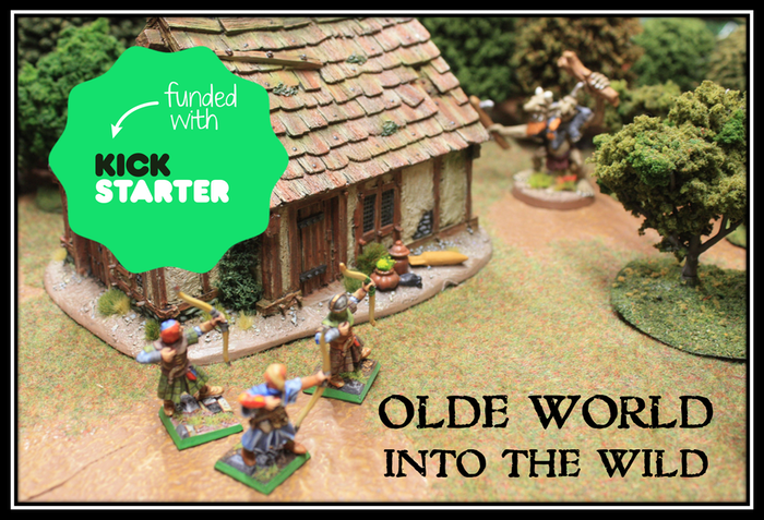 A range of professionally sculpted, and cast highly detailed and characterful scenery for your RPG, fantasy and historical games.
