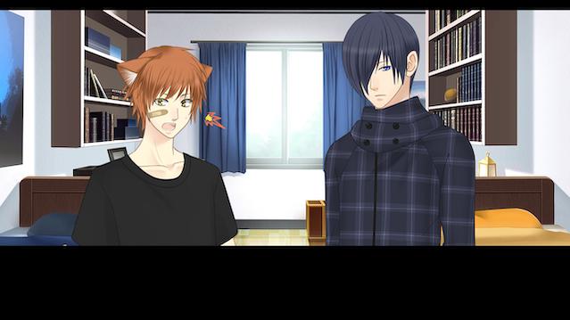 Seiyuu Danshi: English BL / Yaoi Dating Sim / Visual Novel by