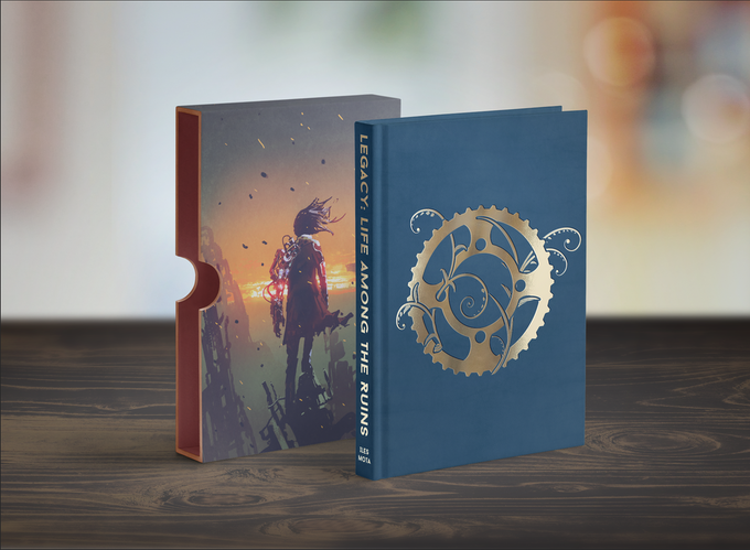 Deluxe Edition mockup