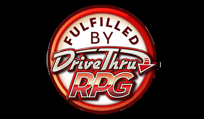 This Kickstarter Fulfilled by DriveThruRPG