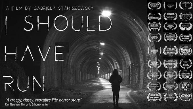 Gabriela Staniszewska(UK) - Best Sci-Fi/Horror