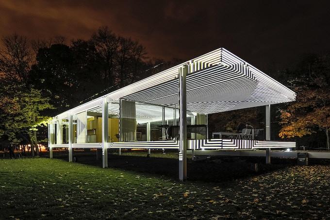 INsite | Farnsworth House, Plano, IL | Luftwerk, 2014