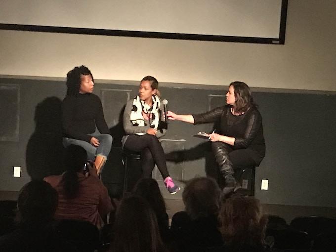 Venise Stephenson(USA) - Leave Remain and Natasha Soto(USA) - Cloud Kumo w/ host Sydney Leigh Soliz
