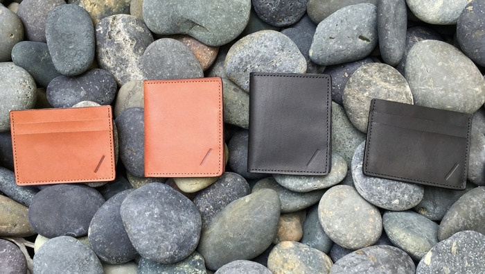 This exceptional leather wallet collection is simply designed with minimalists in mind. Handcrafted in the USA.