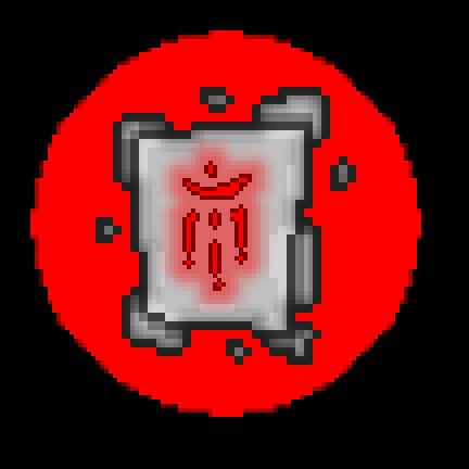 A Magical Rune.