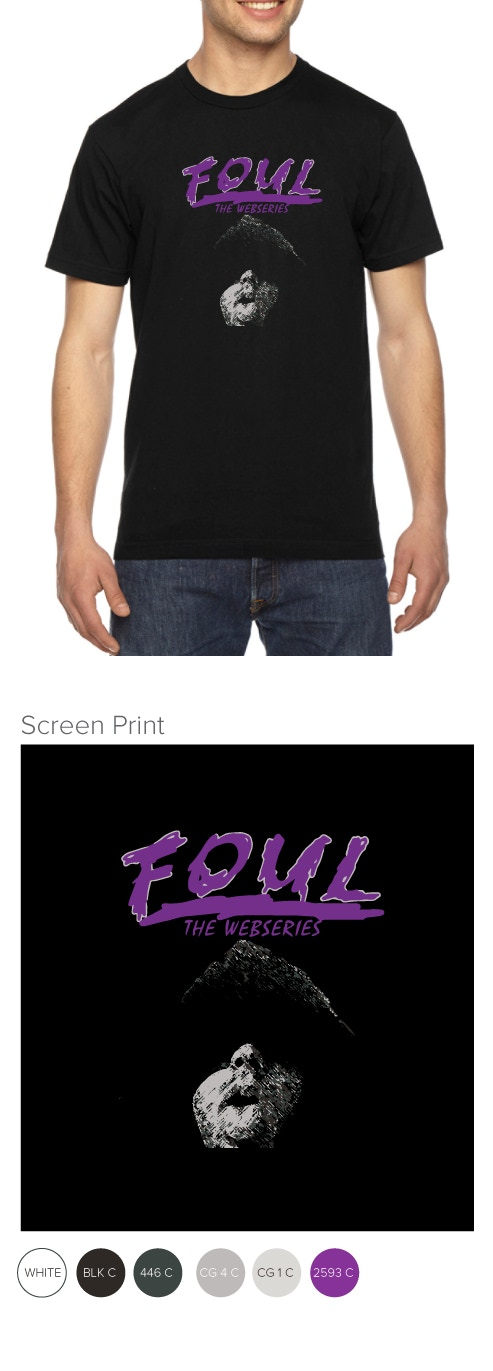 FOUL T-Shirt (Front View)