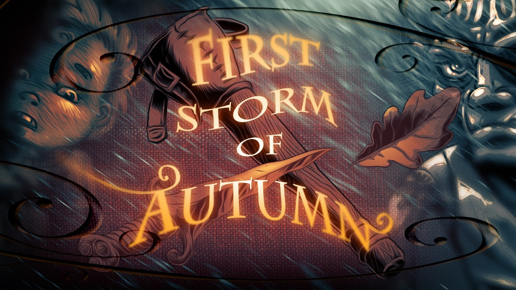 The First Storm of Autumn project video thumbnail