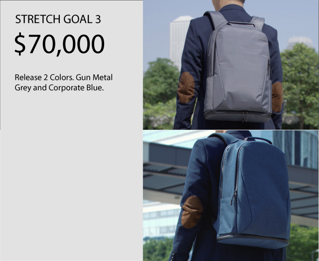 fe015ac521 The ARES Work + Gym Backpack is a versatile and sleek backpack that fits in  great at work