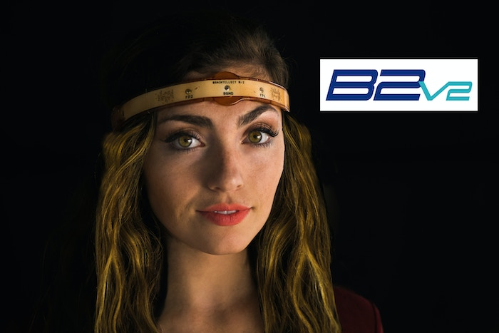 A headband, worn for minutes a day, helps 85% of users sleep deeper and longer and improves overall emotional well-being.