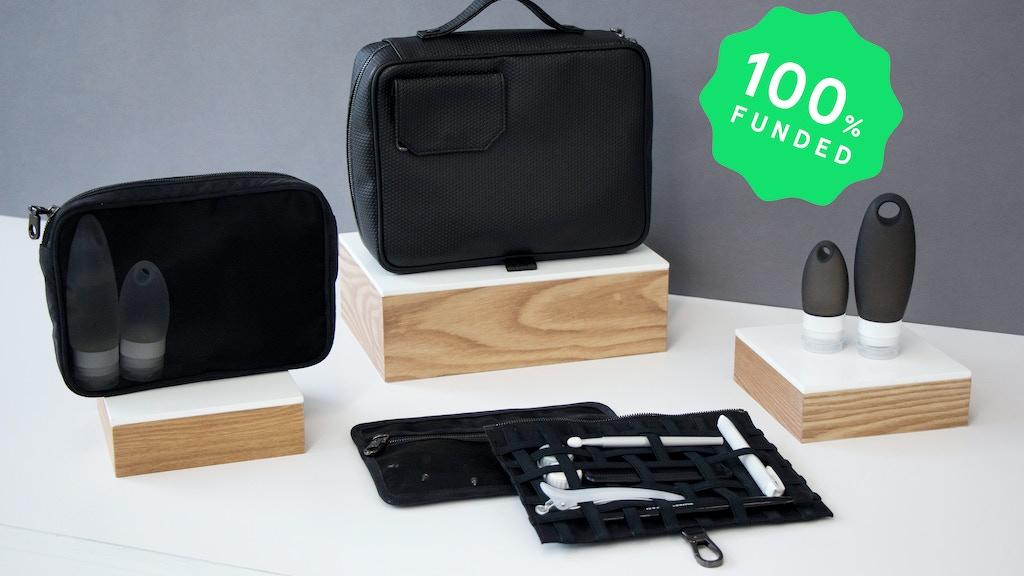 The Flight Pack: A Modular Travel Bag project video thumbnail