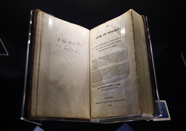 Book of Mormon First Edition 1830