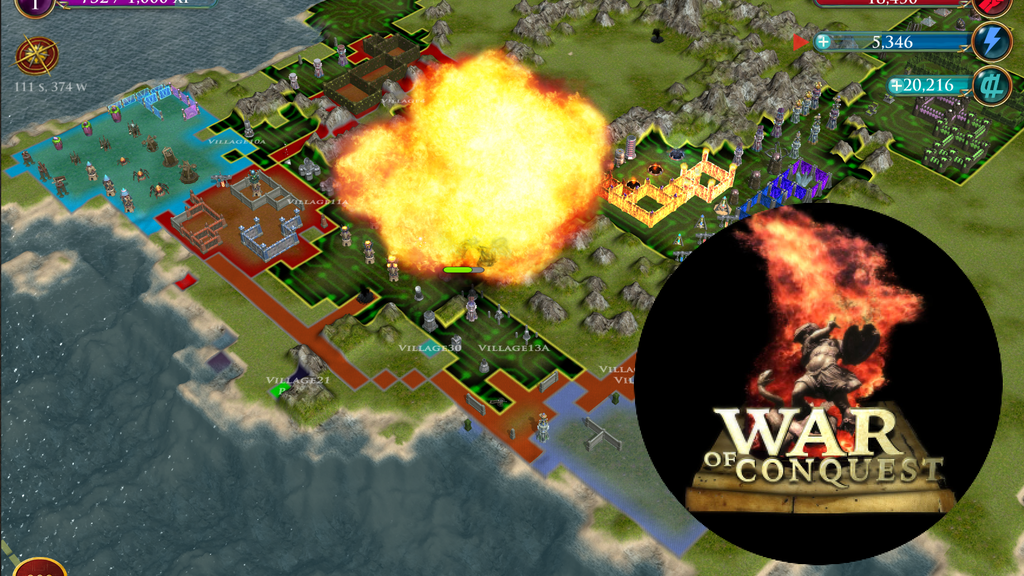 War of Conquest project video thumbnail