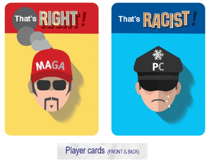 Player Cards (100) - Front & Back