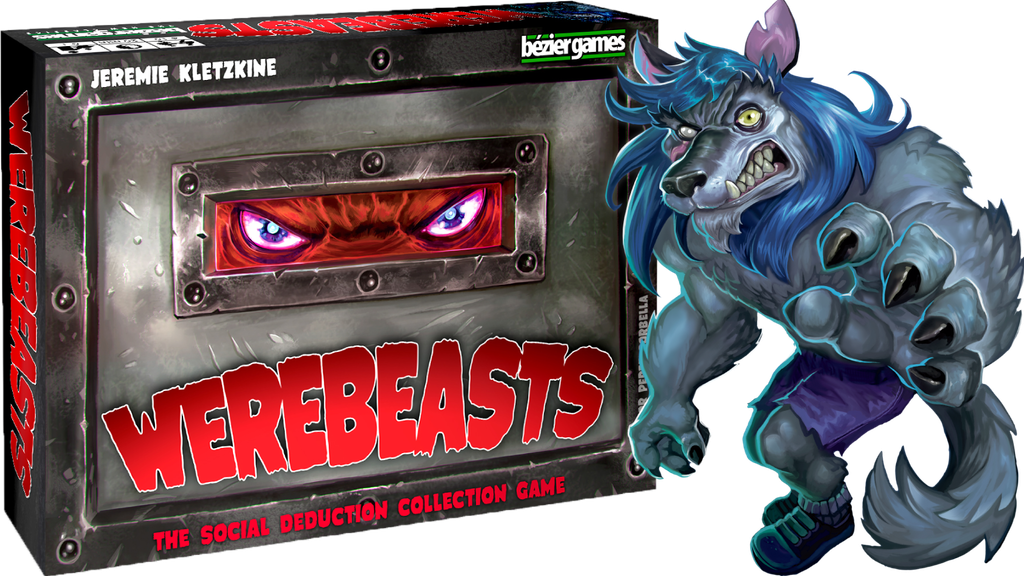 Werebeasts project video thumbnail