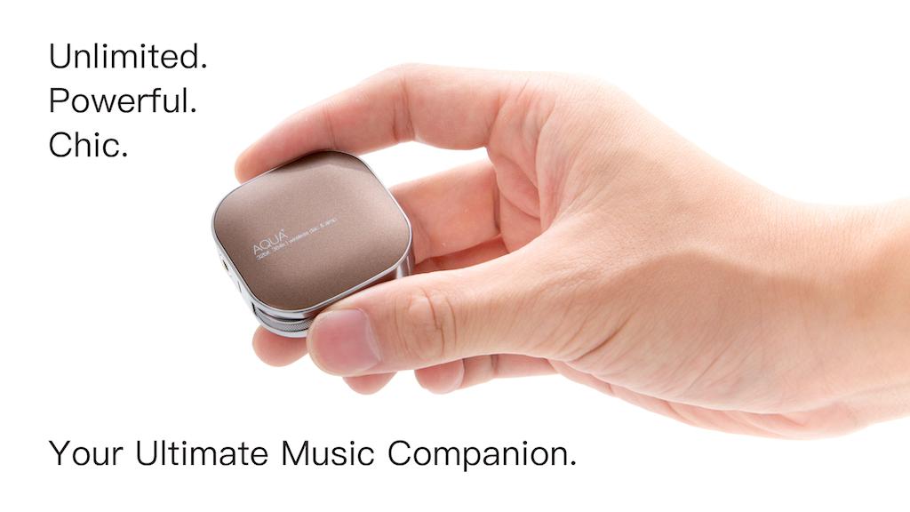 AQUA+ | World's Most Powerful Wireless Headphone Amplifier project video thumbnail