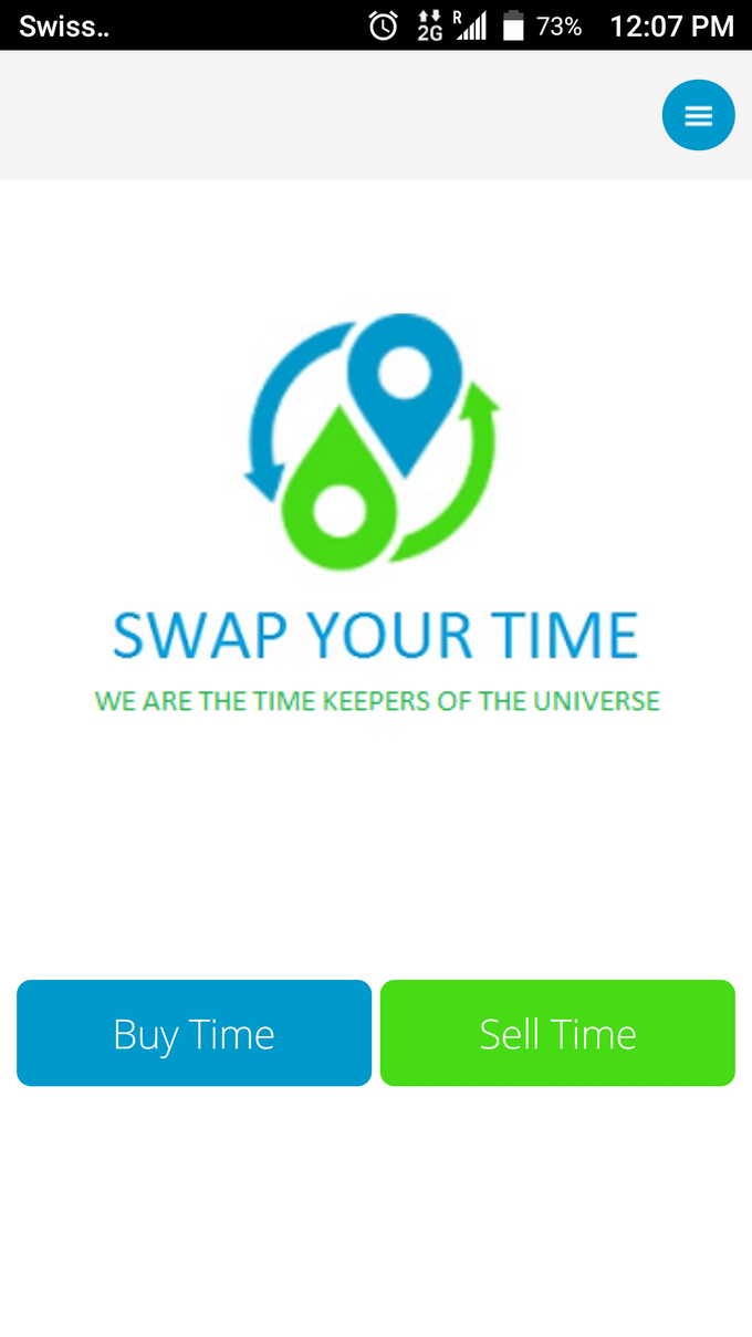 Swap Your Time by Pavel and Konstantin — Kickstarter