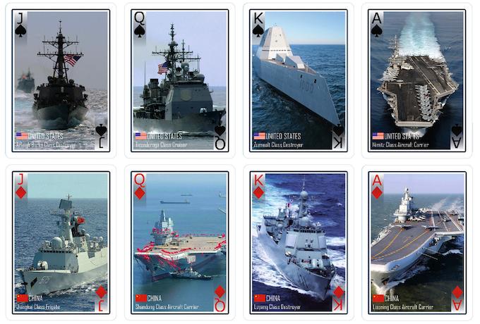 Face Cards Top-2 (USA & China)
