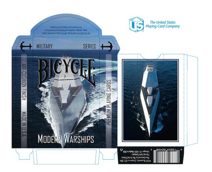 Modern Warships - Tuck Case