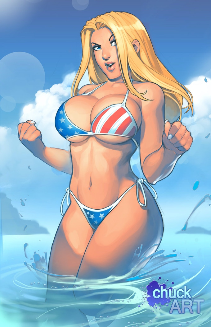Patriotika 1 By Ron Z Kickstarter