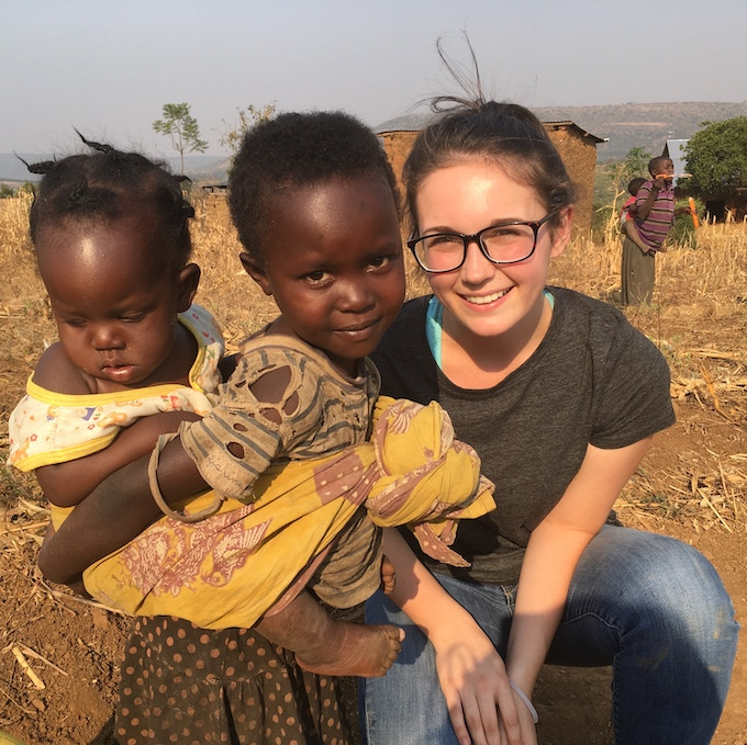 This picture was taken on a recent trip to Rwanda with Africa New Life.